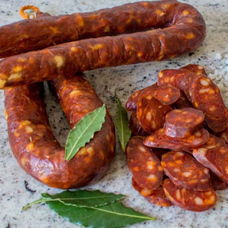 Chorizo Dulce CHARCUTERIA IBERICA 220 grs.