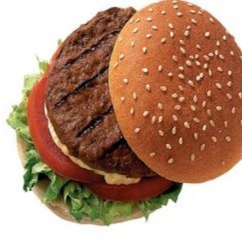 HAMBURGUESA ALL BEEF BURGER  24 Unidades: 150 G