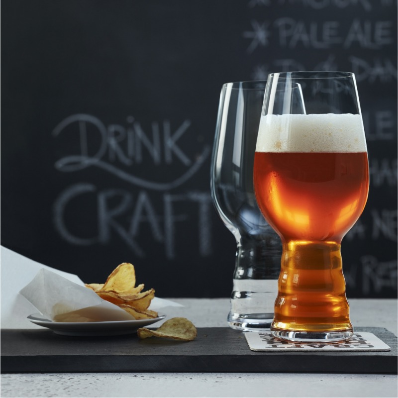 Set de 2 Copas Cristal Spiegelau Cerveza Artesanal IPA