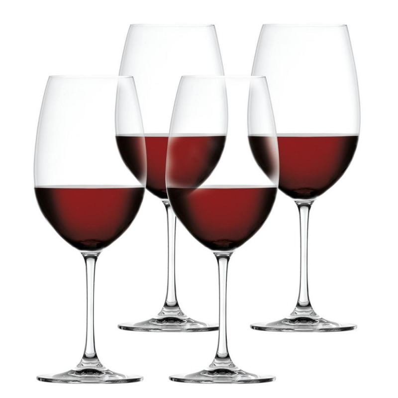 Set de 4 Copas Cristal Spiegelau Salute Bordeaux